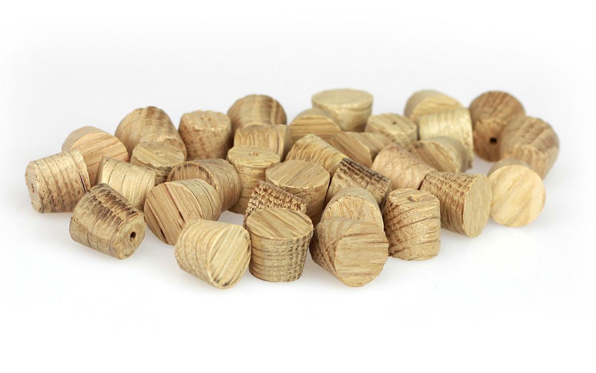 Cross Grain Wood Pellets & Plugs