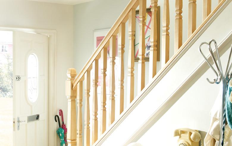 Hemlock Stair Parts