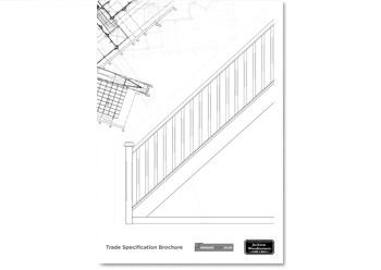 Jackson Woodturners Trade Specification Brochure