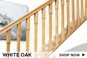 Gentil Stair Parts   Staircase Handrails, Spindles U0026 Newel Posts