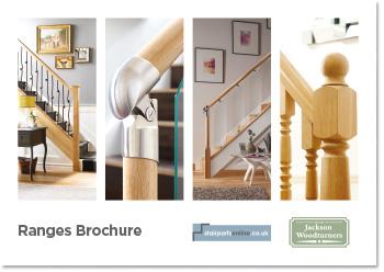Jackson Woodturners Range Brochure