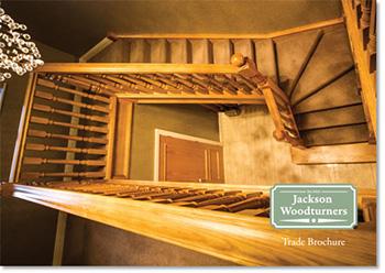 Jackson Woodturners Trade Brochure