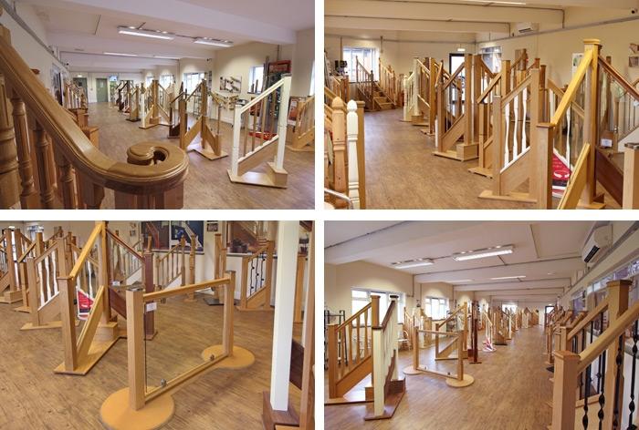 Jackson Woodturners Showroom